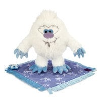 Image of Disney's Babies Yeti Plush Doll and Blanket - Small - 10'' # 2