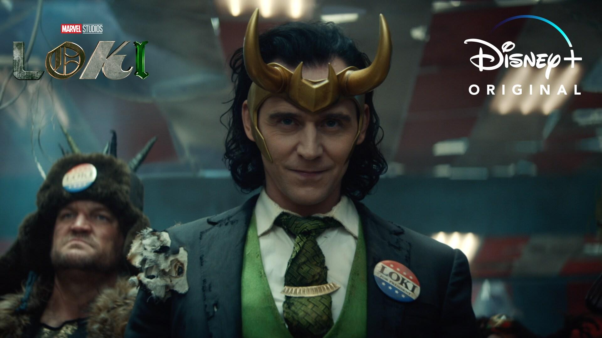 Tick | Marvel Studios' Loki | Disney+