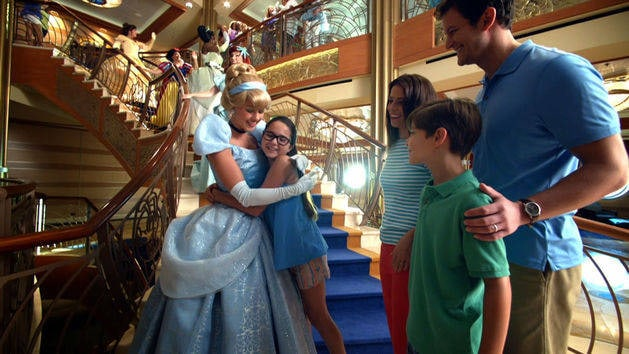 Day of Wonderment - Disney Cruise Line Captain's Log