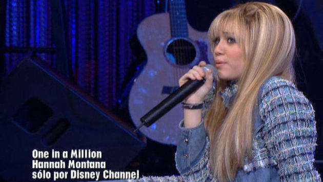 """One In a Million"" - Hannah Montana"
