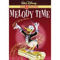 Image of Melody Time DVD # 1