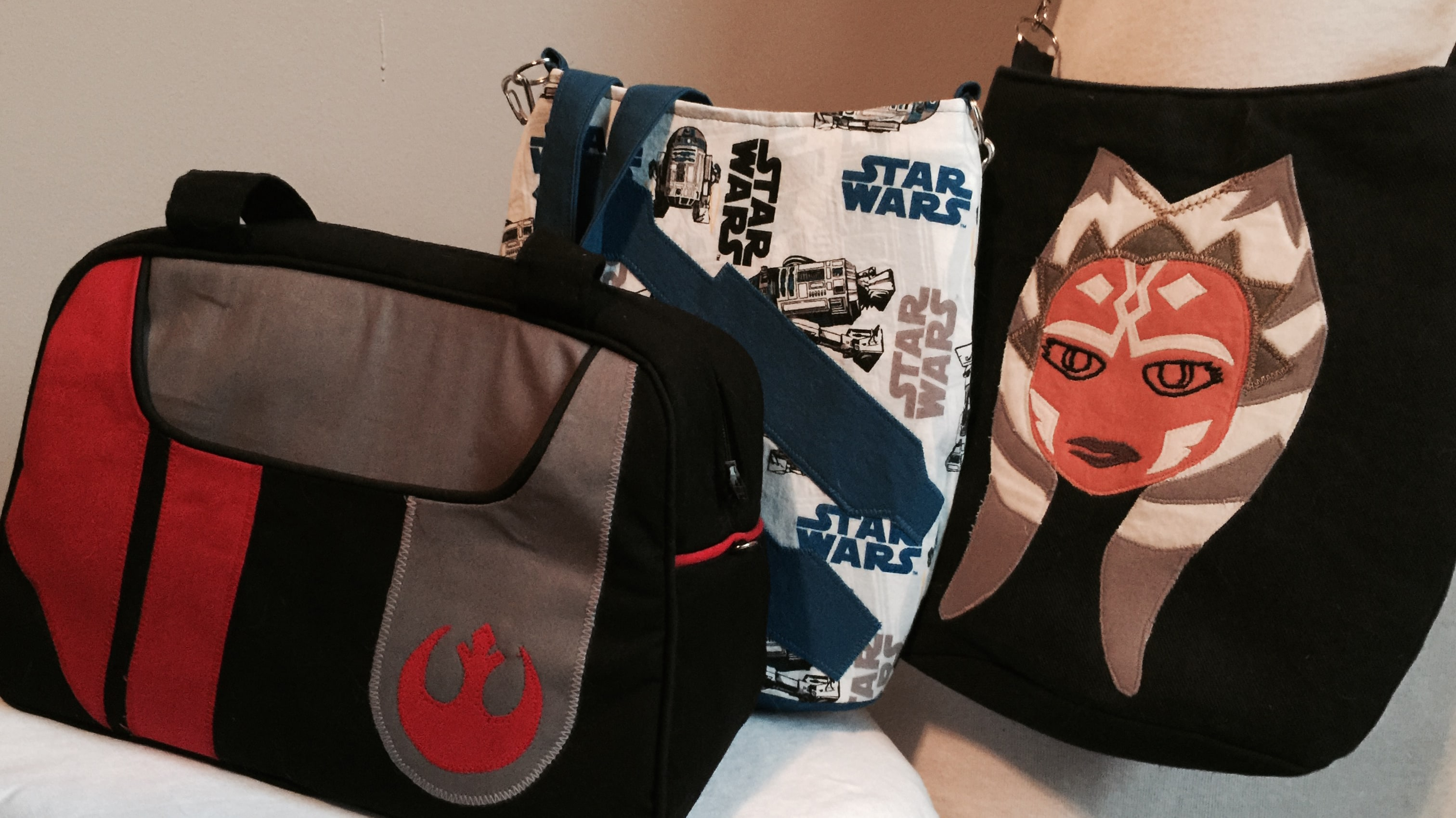 DIY Star Wars Handbags: Carrying the Saga in Style