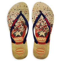 Captain America Flip Flops for Women by Havaianas