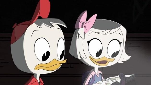 DuckTales - Achtung vor den Erdfermianern!