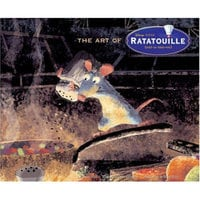 Art of Ratatouille Book