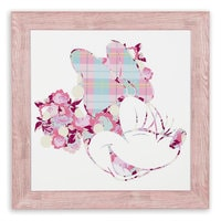 Minnie Mouse ''How Sweet'' Framed Giclée on Archival Paper by Ethan Allen