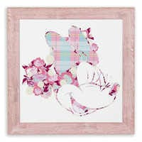 Image of Minnie Mouse ''How Sweet'' Framed Giclée on Archival Paper by Ethan Allen # 1