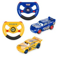 Lightning McQueen & Cruz Ramirez RC Twin Pack - 6''