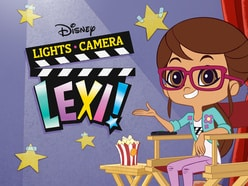 Lights, Camera, Lexi!