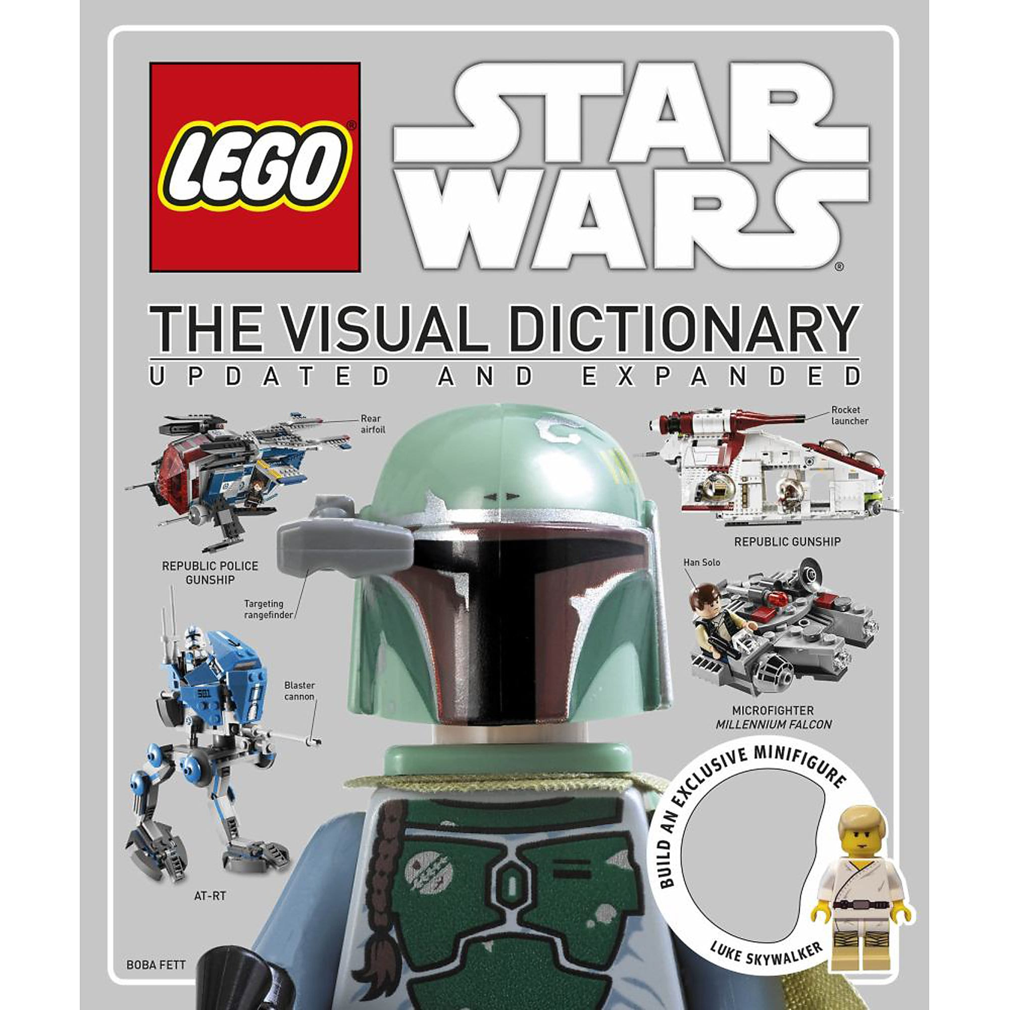 Star Wars LEGO: The Visual Dictionary Book