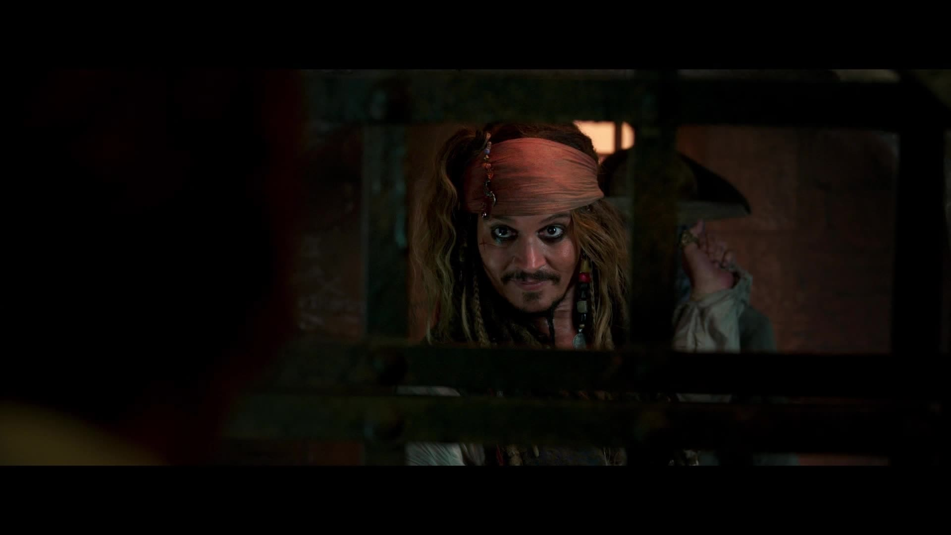 "Clip: ""I'm looking for a pirate"""