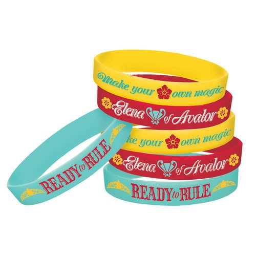 Elena of Avalor Wristbands