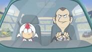 Bad Car-Ma / Goodbye, Gully