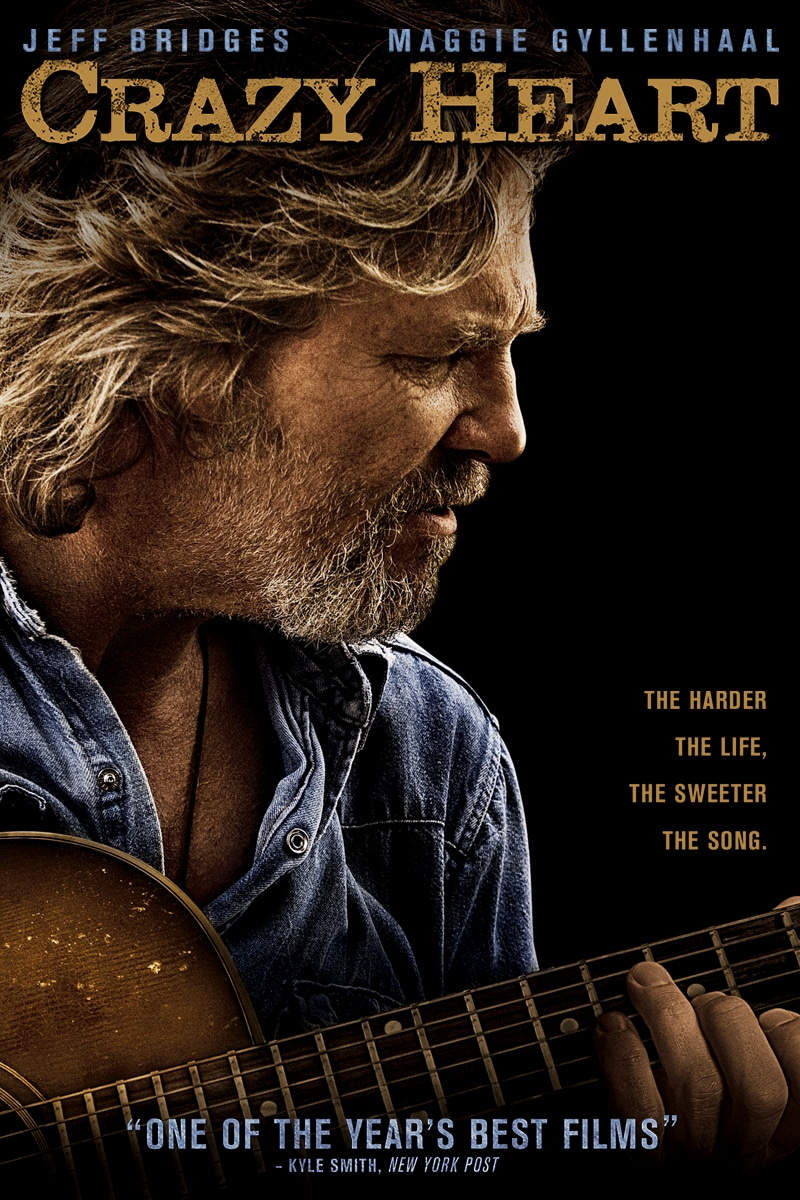 Crazy Heart movie poster