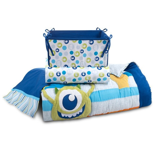 Monsters Inc Crib Bedding Set Shopdisney