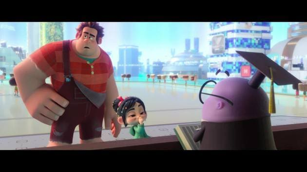 Ralph Breaks The Internet - KnowsMore