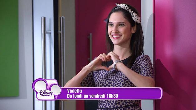 Violetta saison 2 r sum des pisodes 11 15 vid os - Jeux de violetta saison 2 ...