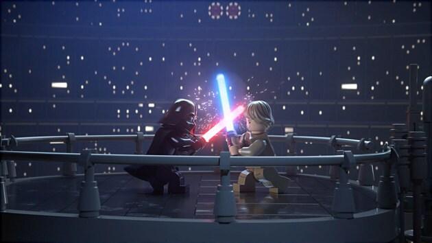 Official Reveal Trailer - LEGO Star Wars: The Skywalker ...