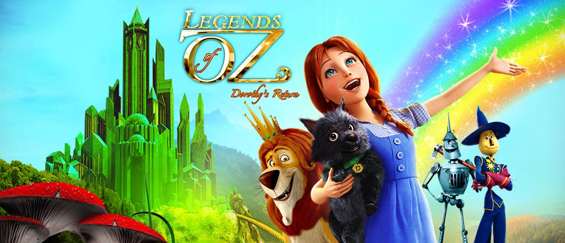 Legends of Oz: Dorothy's Return Hero
