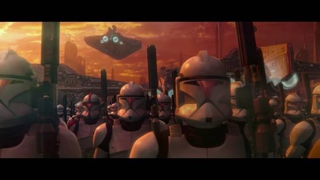 Star Wars - Extrait : En route pour la Guerre des Clones