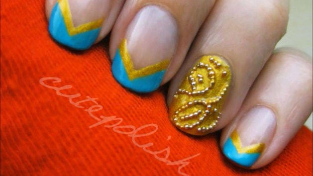 Brave nail design tutorial disney video video thumbnail for brave nail design tutorial prinsesfo Images