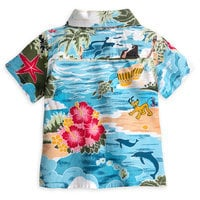 Image of Mickey Mouse and Friends Hawaiian Shirt for Baby # 3