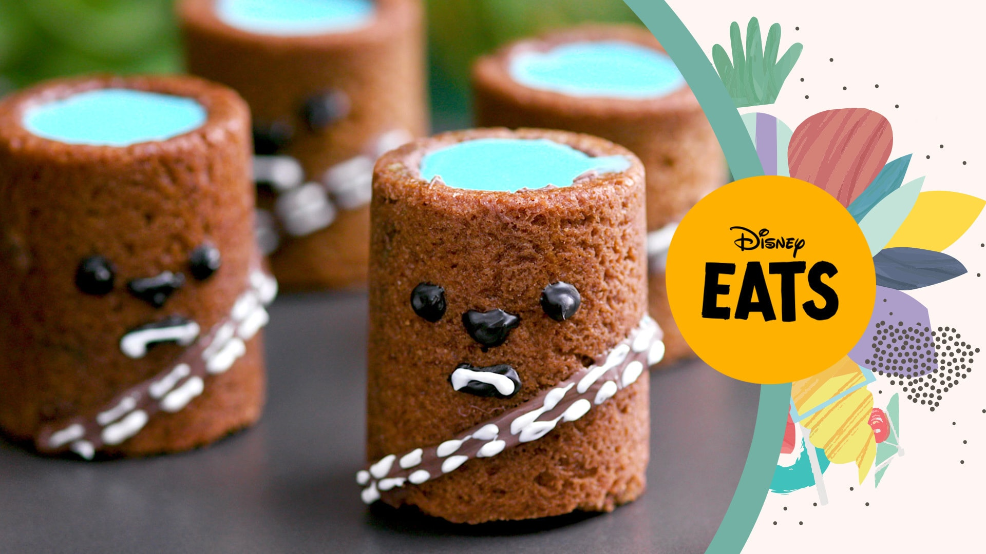 Wookiee Cookie Cups | Disney Eats