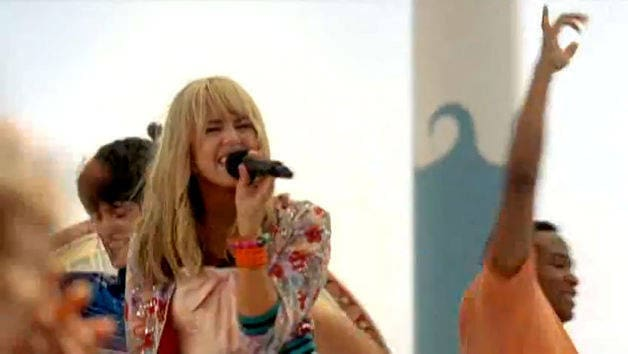 Let's Get Crazy - Hannah Montana