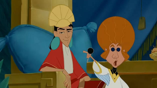 Kuzco's Groove - Clip - The Emperor's New Groove
