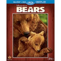Image of Disneynature: Bears Blu-ray and DVD Combo Pack # 1