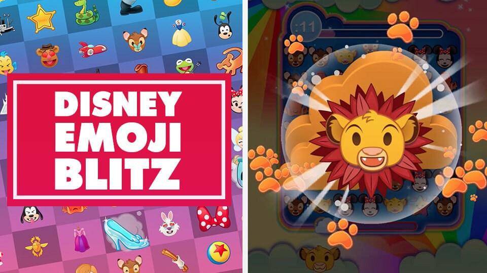 Disney Emoji Blitz – Tráiler Oficial