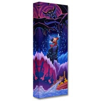 Image of Sorcerer Mickey Mouse ''Triumph of Imagination'' Giclée by Tim Rogerson # 1
