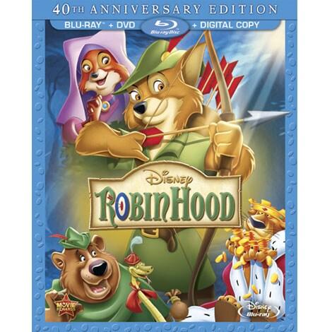 Robin Hood Disney Movies