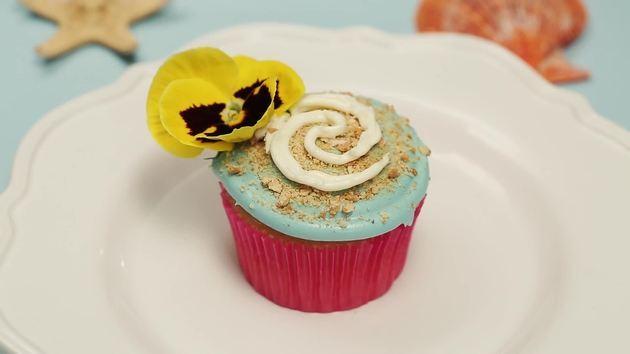 Moana Cupcakes Moana Disney LOL