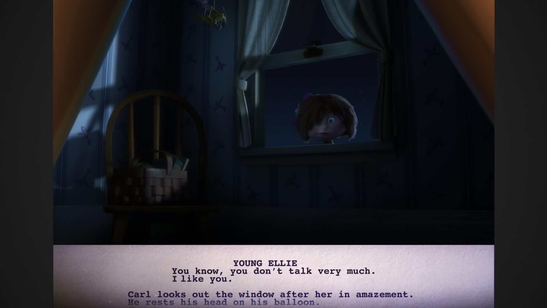 UP: Married Life   Script to Screen   Disney•Pixar