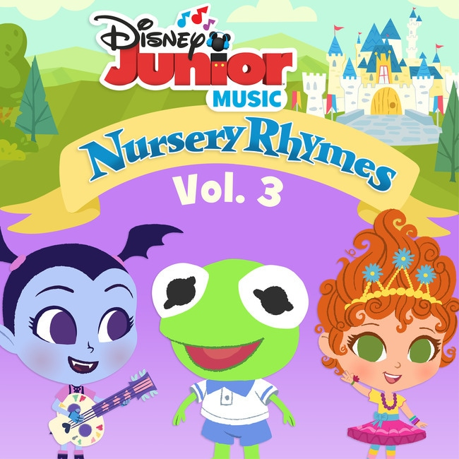 Disney Junior Music: Nursery Rhymes Vol. 3
