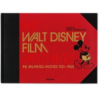 The Walt Disney Film Archives: The Animated Movies 1921 - 1968 Book