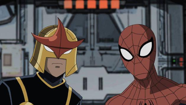 El entrenador - Ultimate Spider-Man