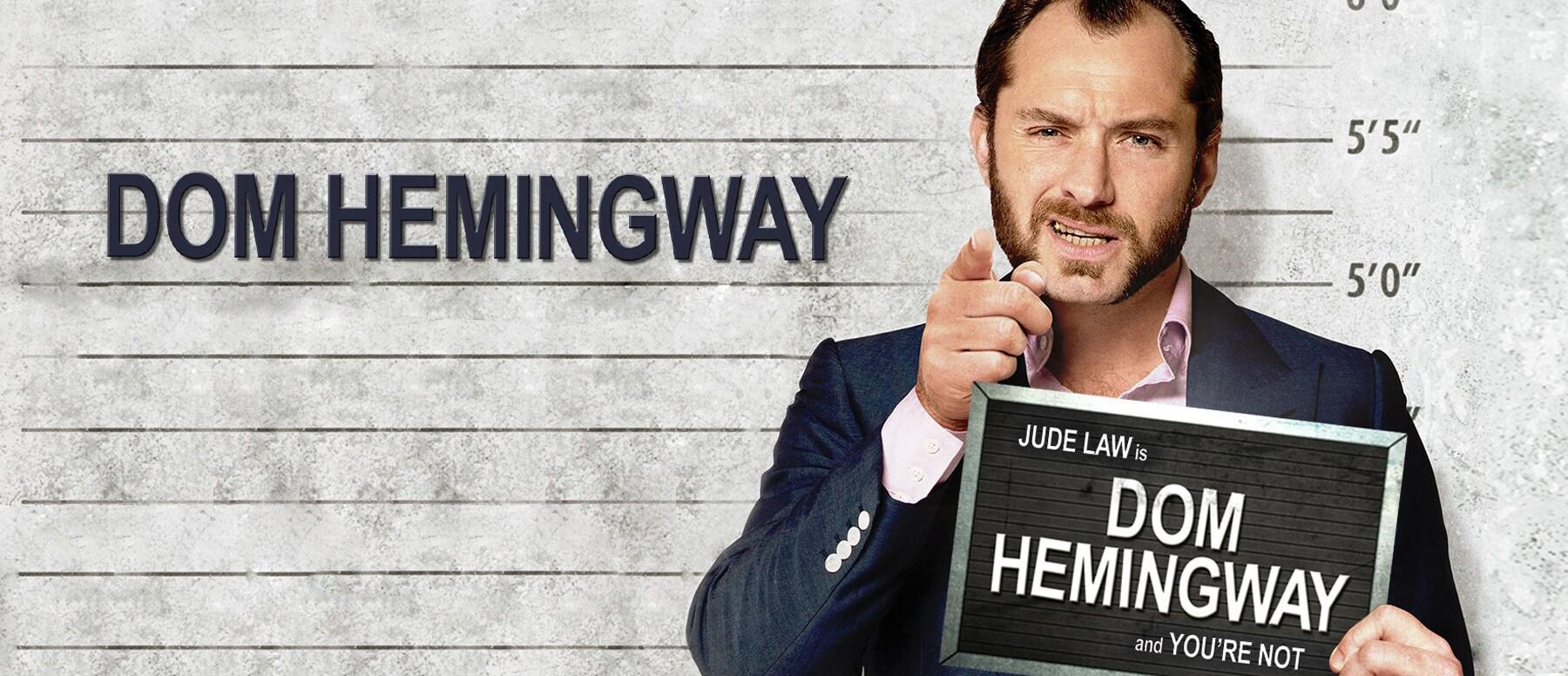 Dom Hemingway Hero