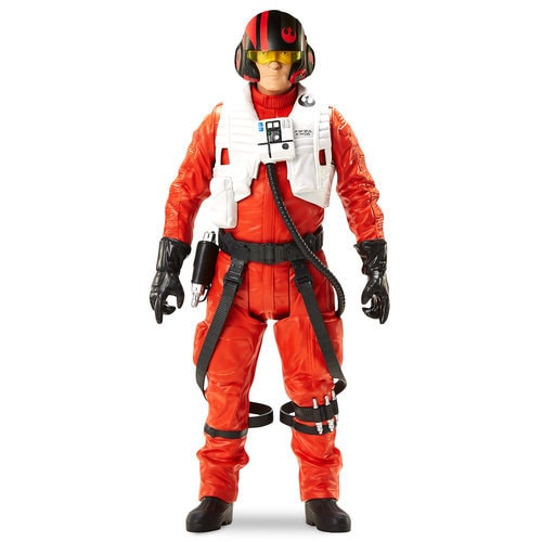 Poe Dameron Action Figure Star Wars 18 Shopdisney