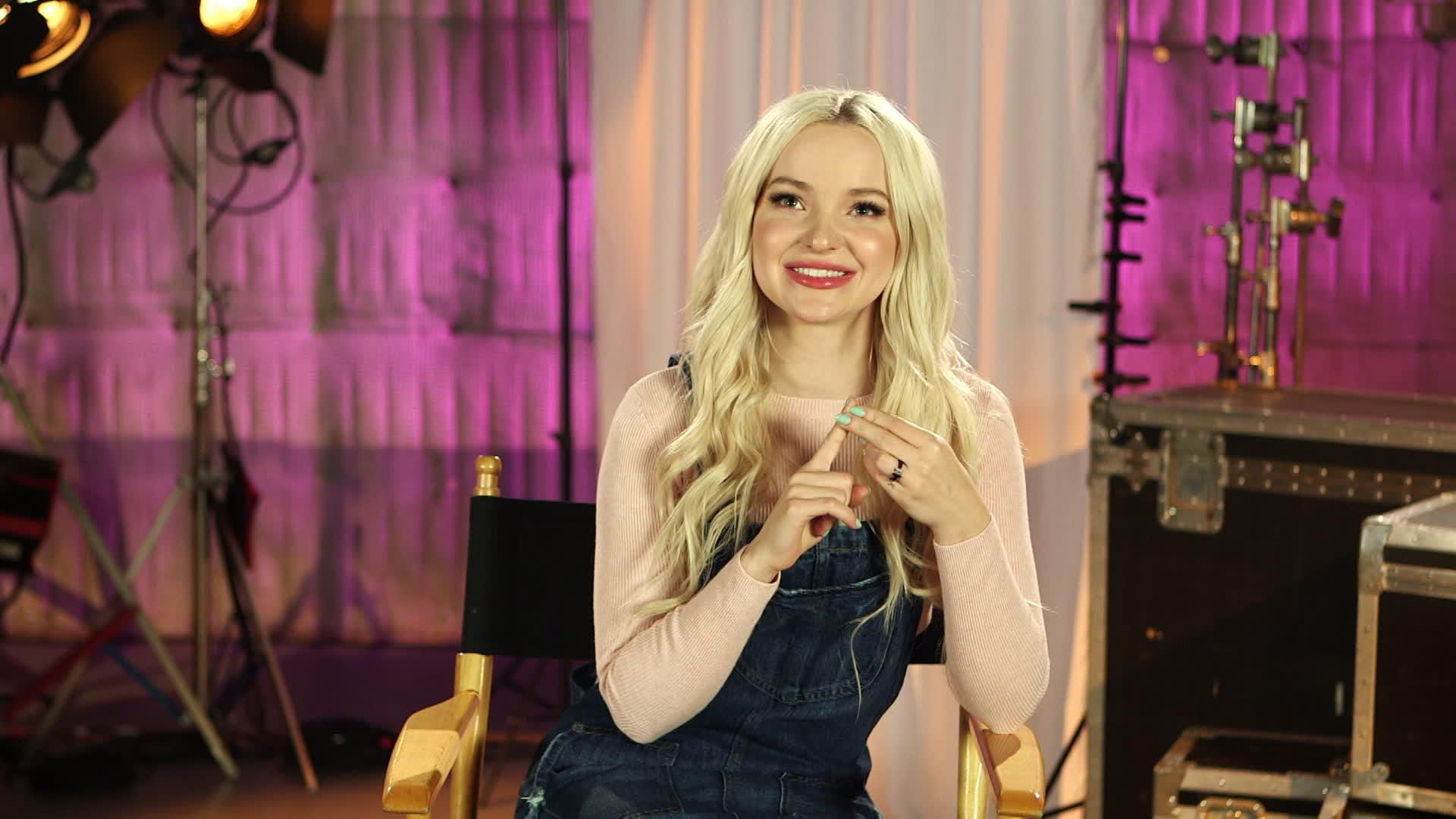 Dove Cameron Interview, Part One