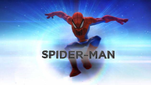 Set de Juego de Spider-Man - Disney Infinity: Marvel Super Heroes (Edición 2.0)
