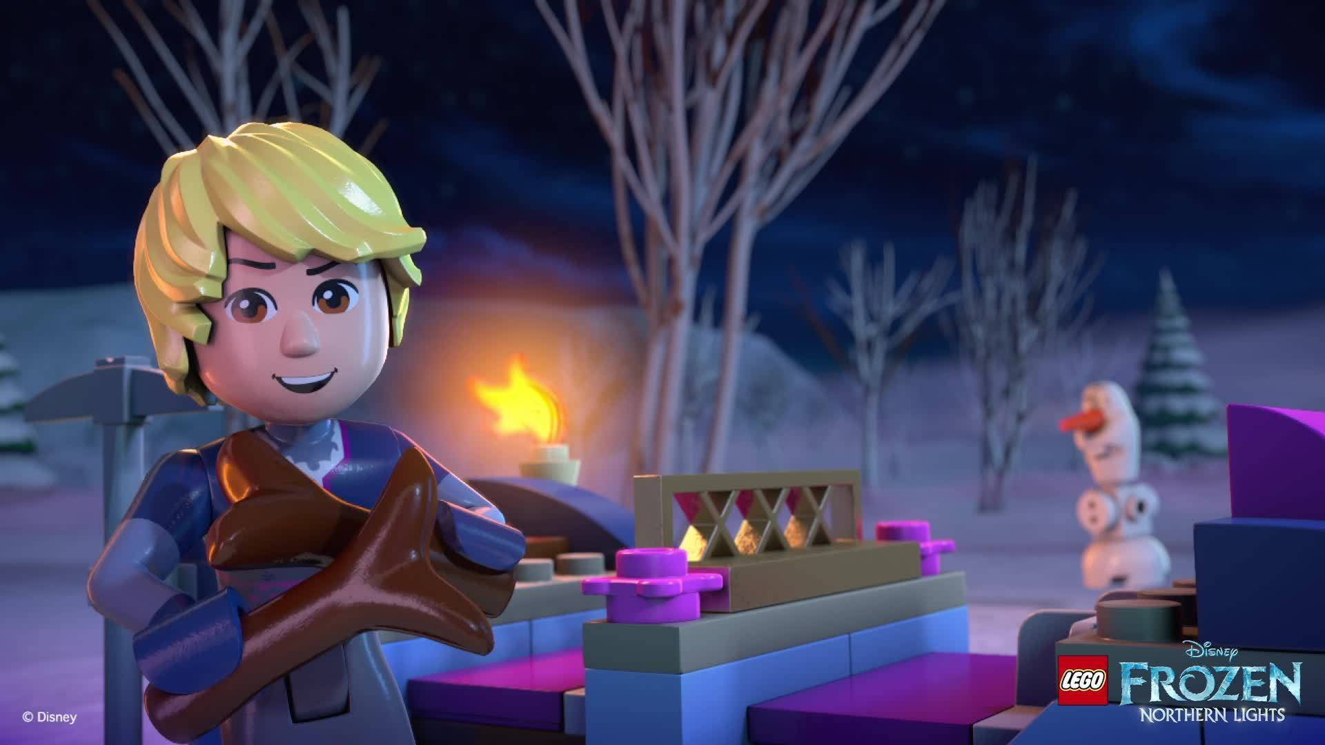 LEGO Disney Frozen Northern Lights – My Arms!
