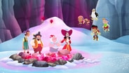 F-F-Frozen Never Land! / Little Stinkers