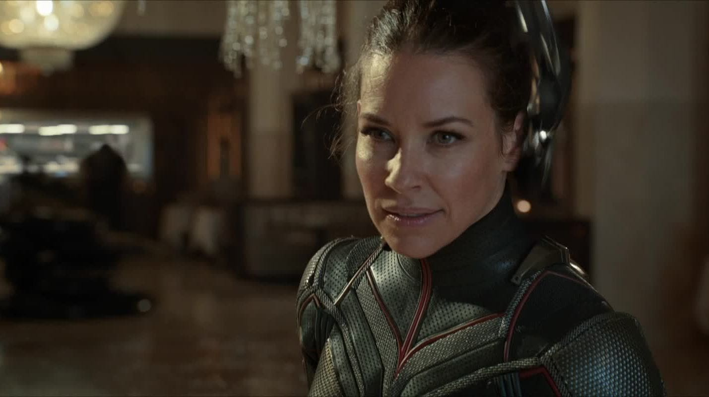 Ant-Man & The Wasp - In Theaters July 6!