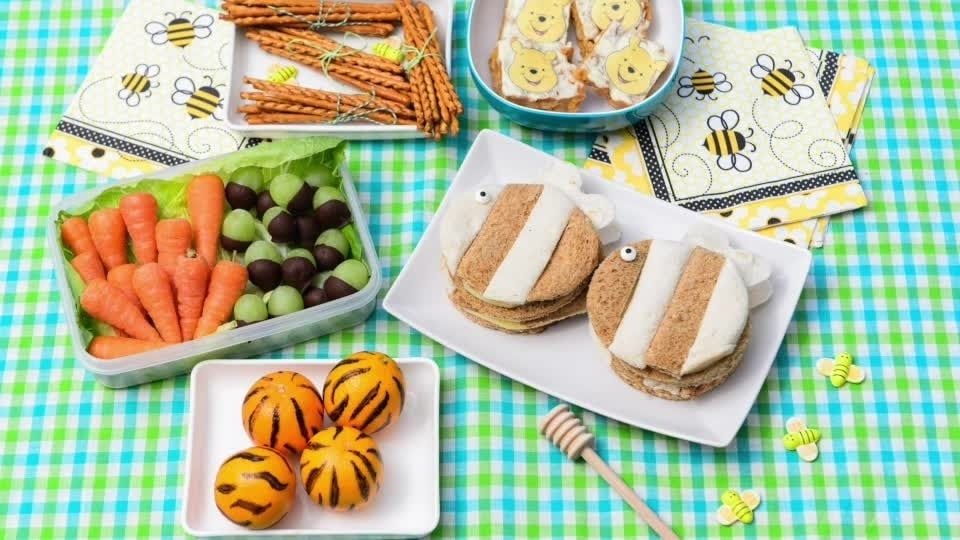 DisneyLife's Disney Inspired Picnics