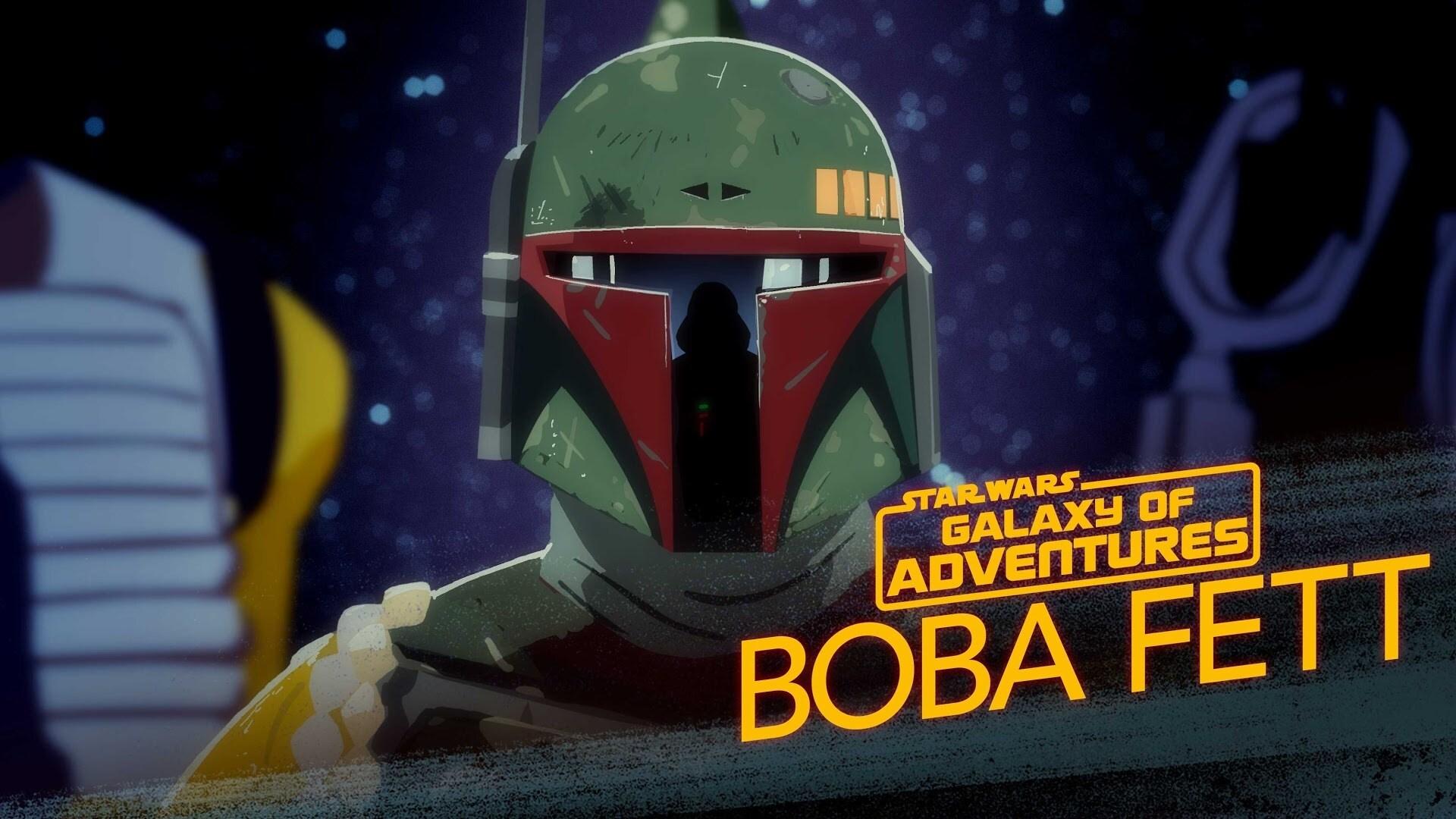 Boba Fett - The Bounty Hunter | Star Wars Galaxy of Adventures