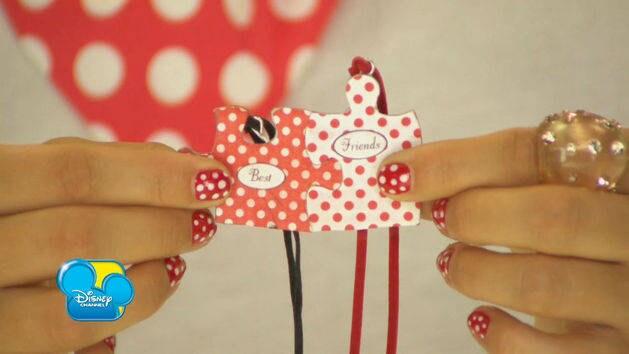 Minnie & You - Eine Kette für die beste Freundin