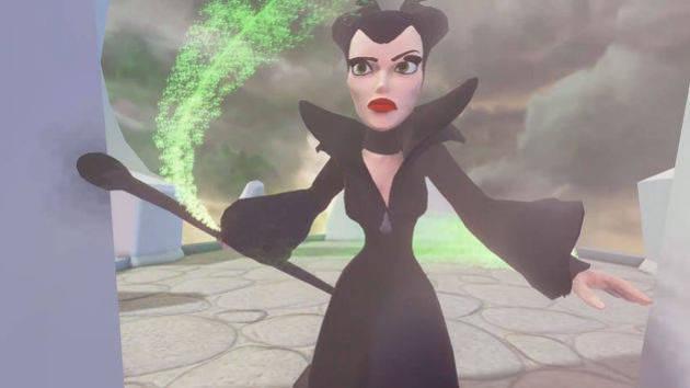 Tráiler de Mérida y Maléfica - Disney Infinity (edición 2.0)