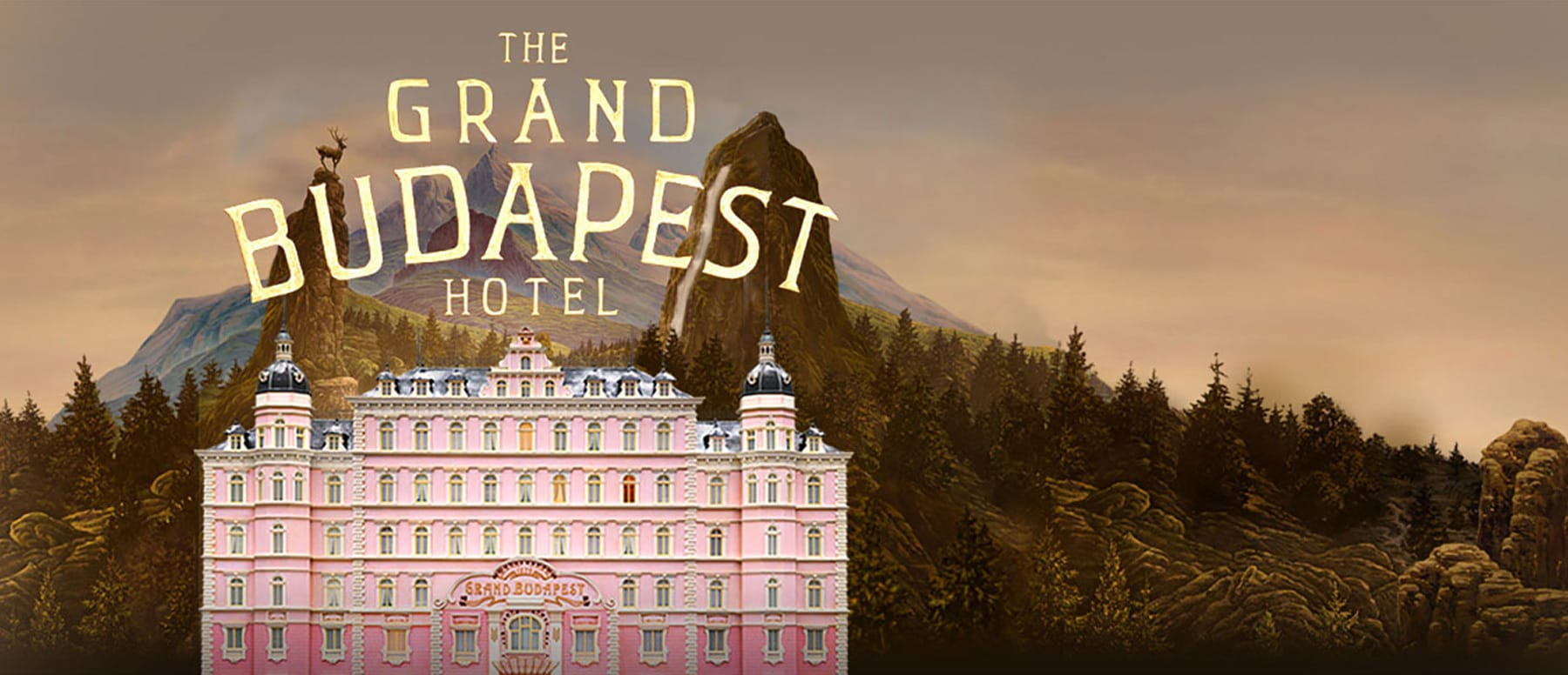 The Grand Budapest Hotel Hero